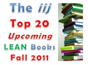 The new iij top 20 upcoming lean books