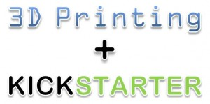 Nine 3D printer startups have been funded on KickStarter