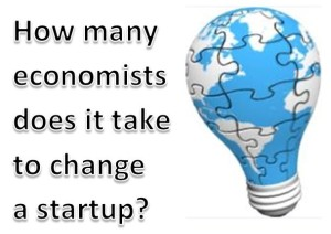 How can a professional economist help innovative startups?