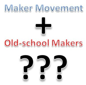Makers: isn't it time to embrace and extend?